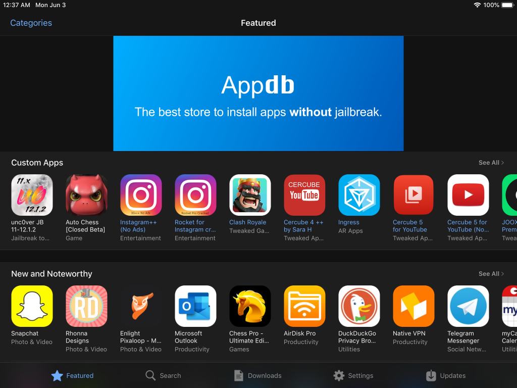 Download and sideload Cracked iOS Games and Apps for Free Without
